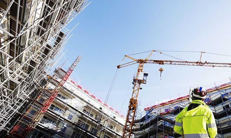 Stor ökning av antalet nya bostäder