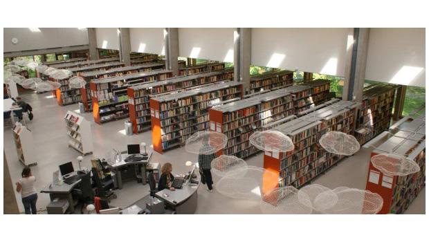 Nu börjar renoveringen av Lunds Stadsbibliotek