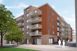 Klart för 110 nya bostäder i Sorgenfri