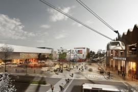 WSP och Wester + Elsner utvecklar Kirunas nya stadskärna