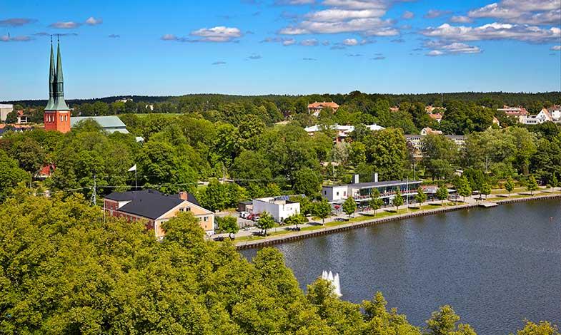 Globala mål blir lokal verklighet i Växjö