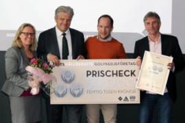 De blev årets hållbaraste golvkedjeföretag