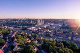 Global konferens till Göteborg
