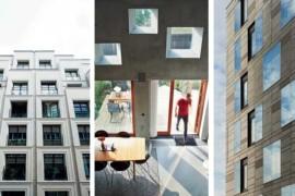 Prisbelönta verk i betong