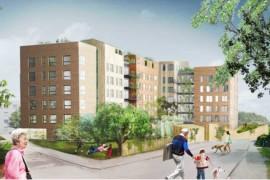 Roslags-Näsby får nya vårdbostäder och förskola