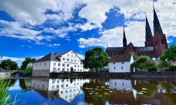 Uppsala bäst i landet på klimatanpassning