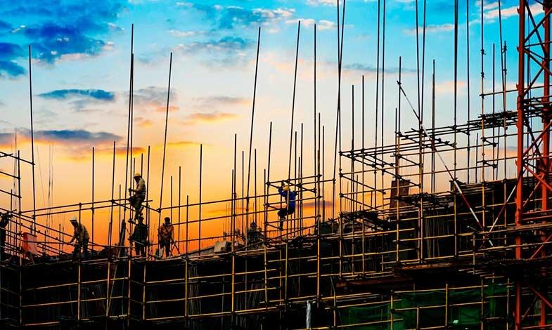 Studie jämför klimatpåverkan av olika byggnadskonstruktioner