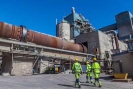 Cementa och Vattenfall i projekt för elektrifierad cementindustri