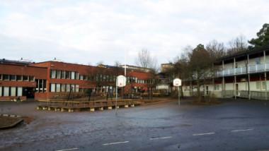 Grundskola i Bredäng rustas upp