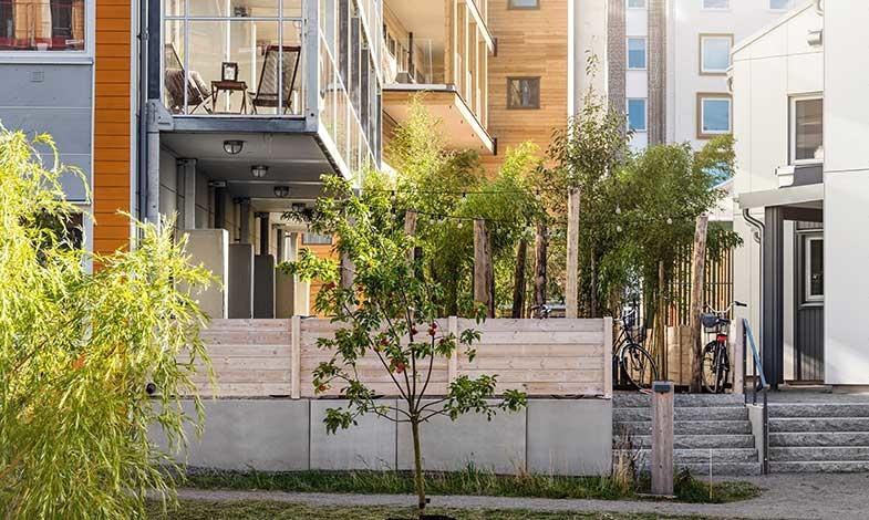 Markanvisningstävling för 90 nya bostäder i Vallastaden