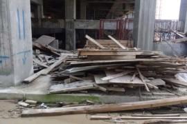 Ny studie om säkrare återvinning av byggavfall