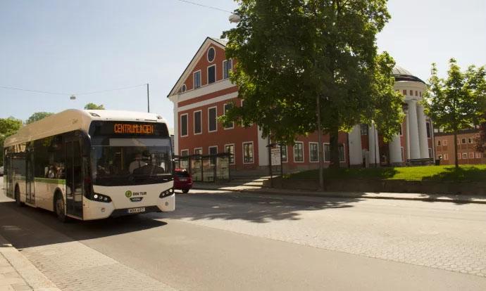 Härnösand testar flexibel kollektivtrafik