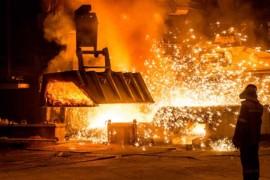 Test med biokol för att minska utsläpp vid ståltillverkning