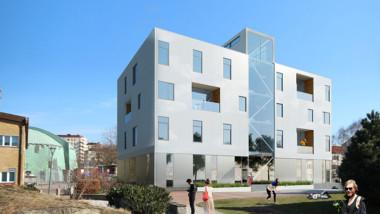 HSB Living Lab prisades på Fastighetsgalan