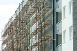 Brist på arbetskraft ger färre ombyggnader
