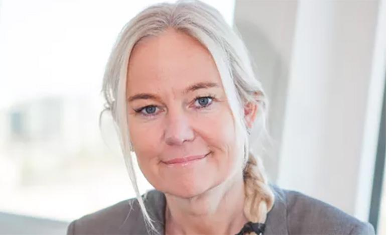Hallå där Petra Sörling, vd för Rosengård Fastighets AB…