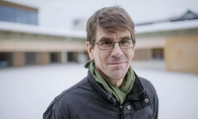 Hallå där, Thomas Olofsson, professor i energieffektivisering…