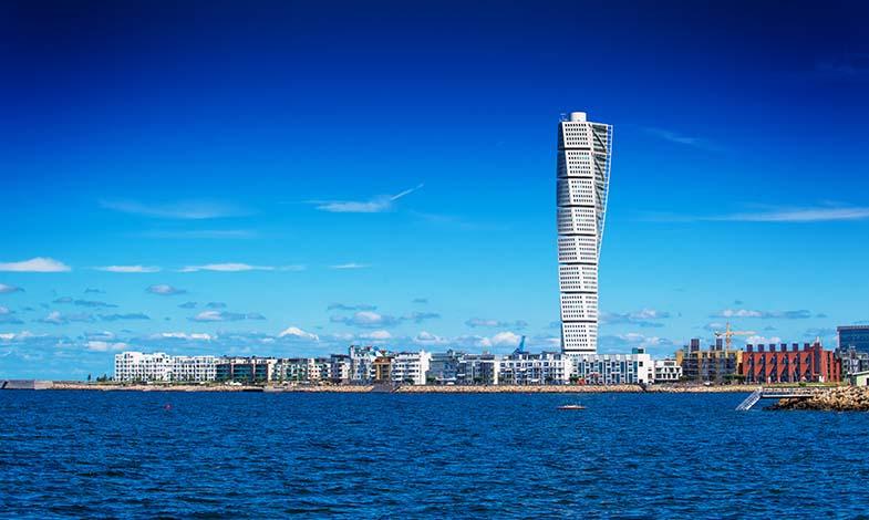 Malmö utsedd till årets arkitekturkommun