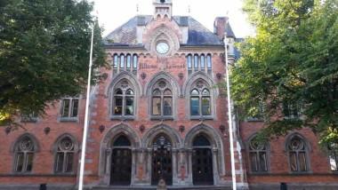 Djäknehuset i Skara byggs om till stadshus