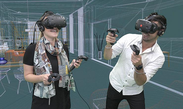 Virtuell verklighet på Stockholm LIVE