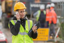 Regeringens mål: 25 procent kvinnor i byggbranschen