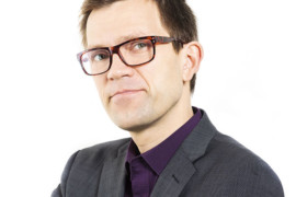 Mattias Goldmann lämnar Fores – blir hållbarhetschef på Sweco