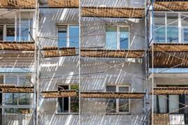 Renovering av äldre flerbostadshus kan ge stor energibesparing