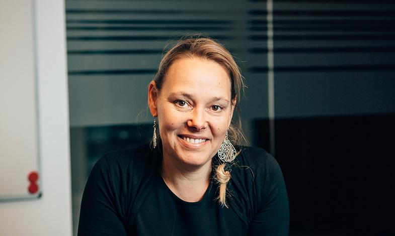 Hållbarhetsarbete med Charlotta Szczepanowski – både lek och blodigt allvar