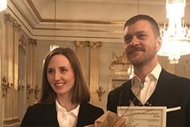De vann Stockholmiapriset 2018