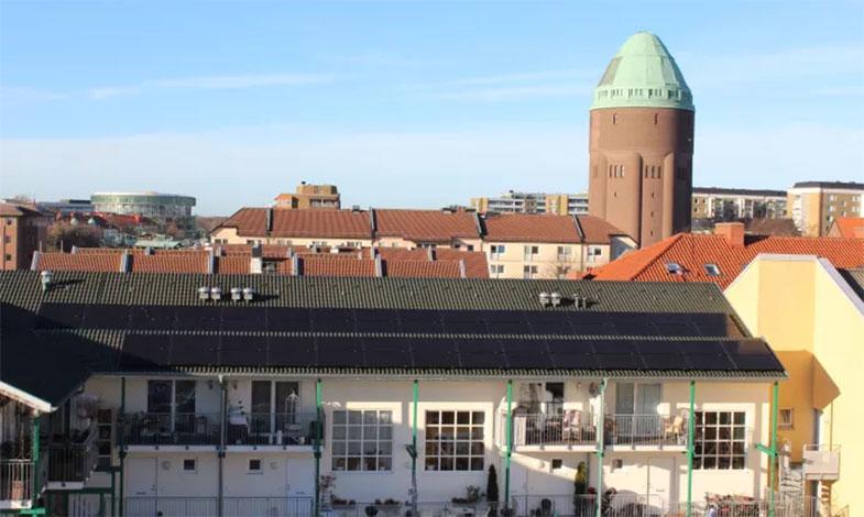 Snart enklare och billigare att sätta upp solceller i Malmö