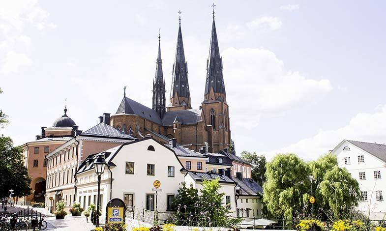 Uppsala uppmärksammas för offensiva hållbarhetsmål