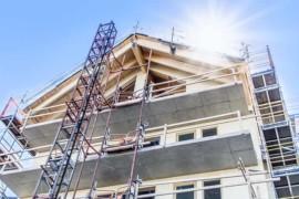45 miljoner till forskning om energieffektivt byggande