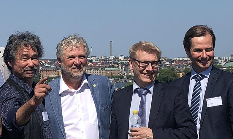 Nordiska ministrar eniga om gemensamma byggregler