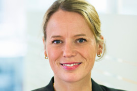 Hon blir Riksbyggens nya chef för enheten för hållbar utveckling