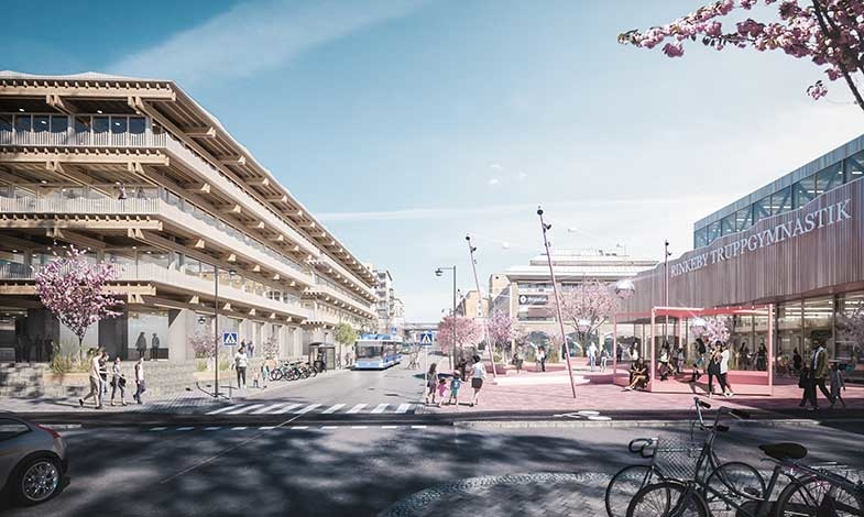 Vinnarförslag bereder plats åt tjejer i Rinkeby