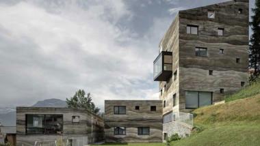 Schweizisk arkitektur – med naturen som inspiration