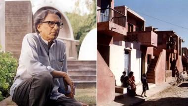 Balkrishna Doshi – en pionjär inom low-cost housing