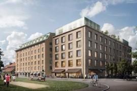 Castellum bygger kontorshus i Göteborg