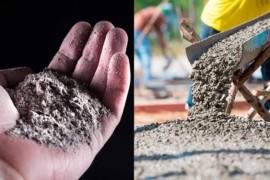 Nanometod förvandlar restprodukt till betong