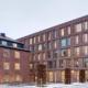 Hållbarhetshuset på KTH ett av sju svenska projekt i WAF