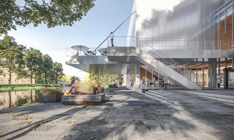 NCC bygger miljöcertifierat kulturkvarter i Örebro
