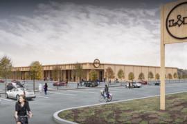 Lidl-butik ska bli Sveriges första NollCO2-byggnad