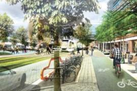 Så ska Lorensborgsgatan i Malmö förvandlas till stadshuvudgata