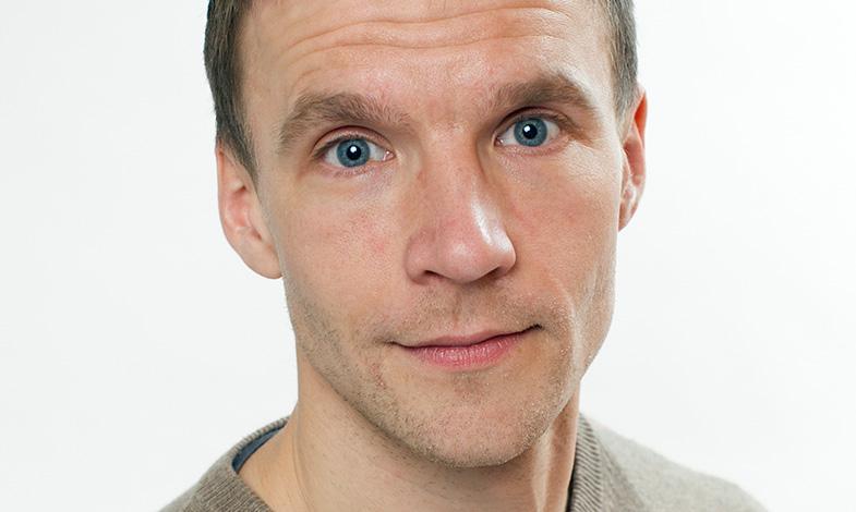 Han tar över vd-rollen på Svenskt Vatten