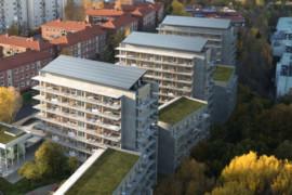 De inför solceller som standard vid nyproduktion