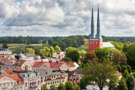 Arkitema leder nordiskt stadsutvecklingsprojekt