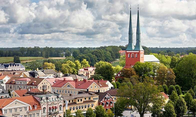 Växjö går med i One Planet City Challenge