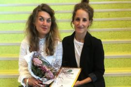 Projekt om unga flickors perspektiv belönas med hållbarhetspris