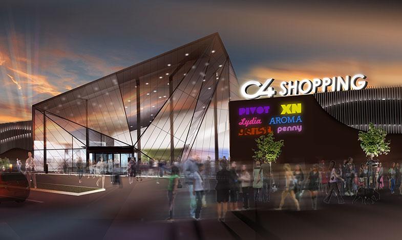 Omdiskuterat köpcenter invigs i Kristianstad