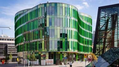 Projekten som tävlar om Stadsbyggnadspriset och Gröna Lansen